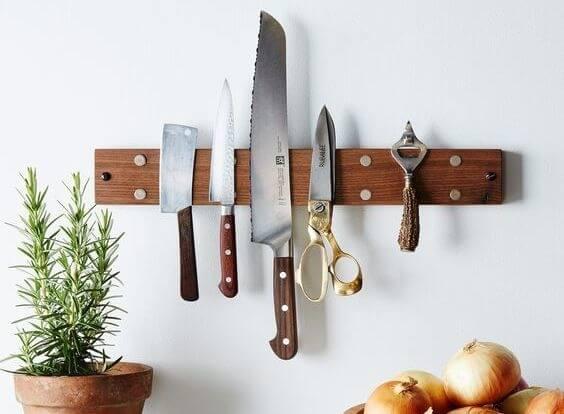 μαγνήτης μαχαιριών