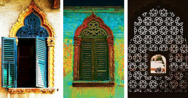 παράθυρα στην Ινδία