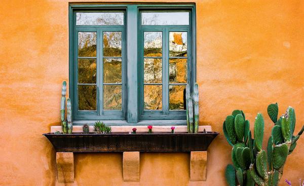 παράθυρο στο Μεξικό