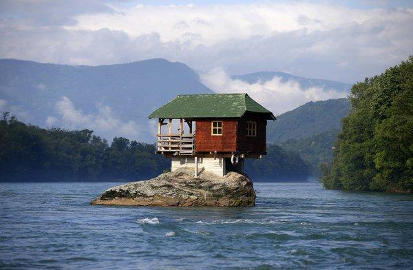 Τα 6 μικρότερα σπίτια του κόσμου   Spitogatos Blog